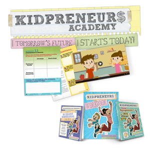 The ULTIMATE Kidpreneurs Academy Bundle