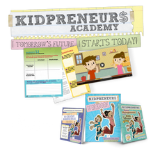 Load and play video in Gallery viewer, The ULTIMATE Kidpreneurs Academy Bundle