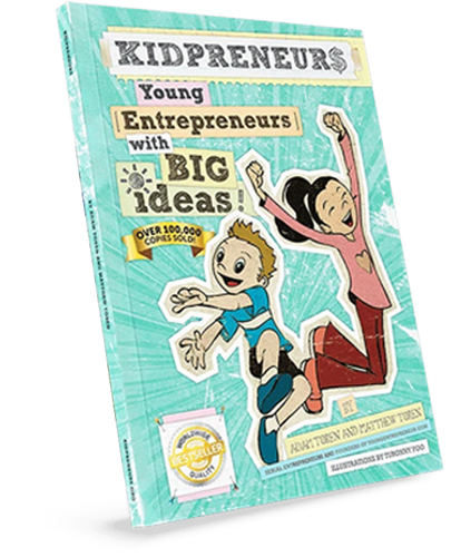 Kidpreneurs Book (Digital Access)