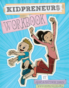 Kidpreneurs Workbook (Digital Access)