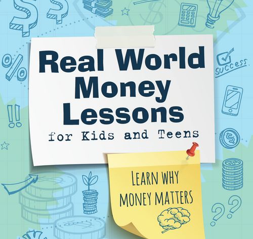 Real World Money Lessons (Digital Access)