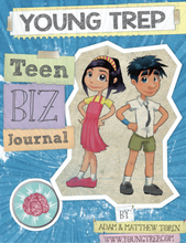 Load image into Gallery viewer, Young Trep Teen Biz Course & Journal