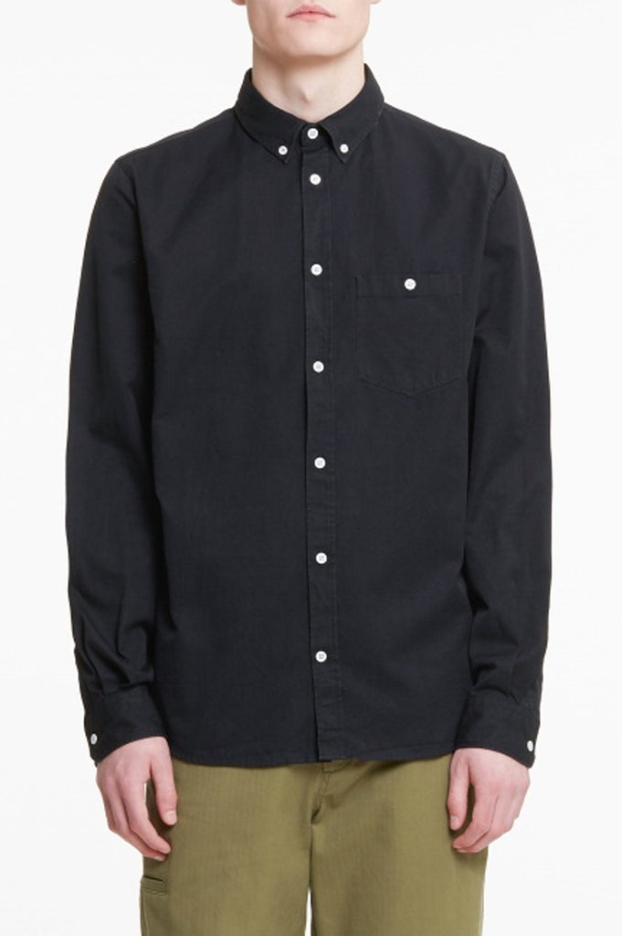 d6d85a9c13 Norse Projects Anton Denim - Black – Slick Willys
