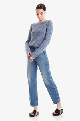 Commoners Womens Classic Jumper - Maritime