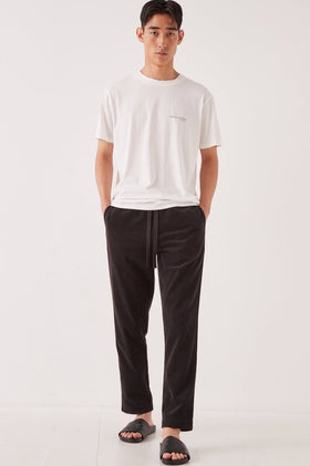 Assembly Linden Cord Pant - Black