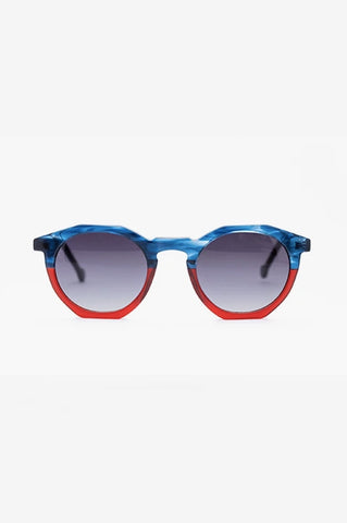 Age Eyewear Cage - Blue To Red