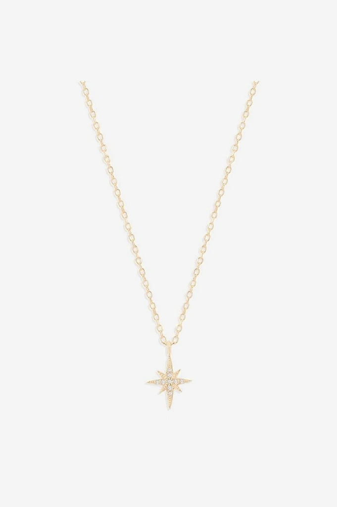 By Charlotte Starlight Necklace - Gold