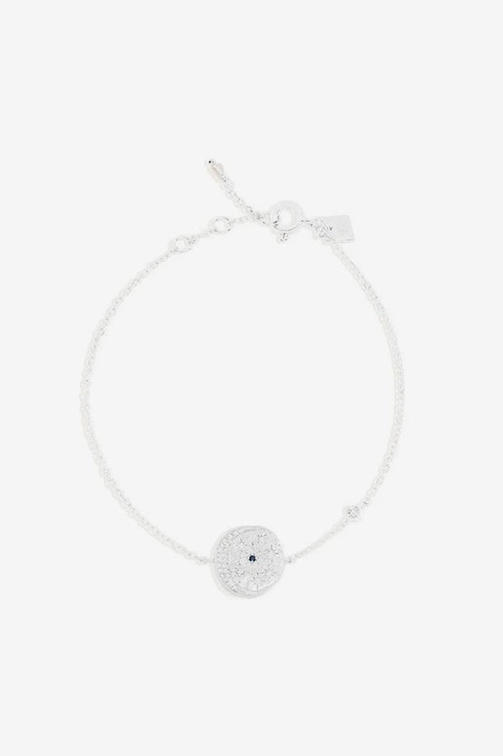 By Charlotte Heavenly Moonlight Bracelet - Silver