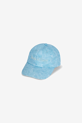House Of Sunny Pure Shores Cap - Crystal Water Print