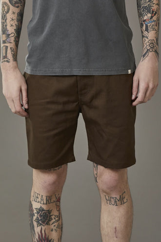 Just Another Fisherman Shipyard Shorts - Khaki