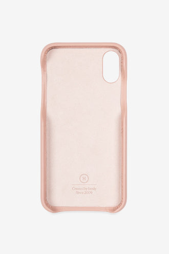 The Horse The Scalloped iPhone Cover - Blush