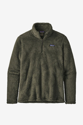 Patagonia Men's Los Gatos 1/4 Zip - Basin Green