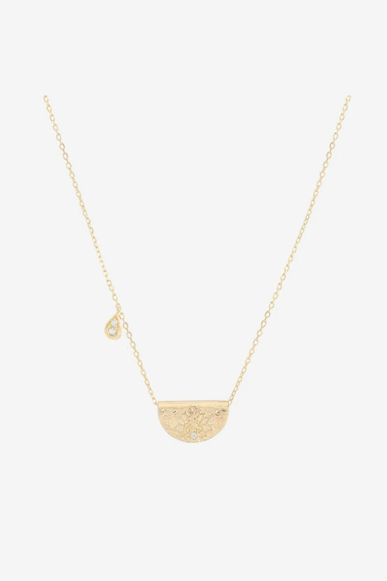 By Charlotte Shine Brightly Necklace - Gold