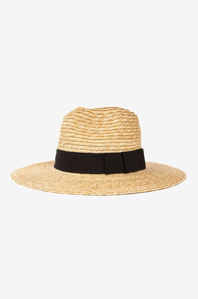 Brixton Joanna Hat 18 - Honey