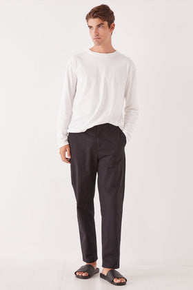 Assembly The Mens Chino Pant - Black