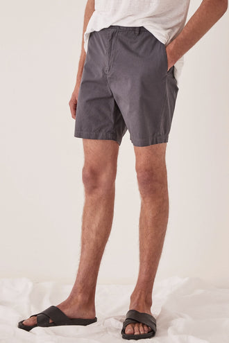 Assembly The Chino Short - Charcoal