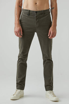 Neuw Clash Slim Pant - Military