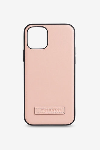The Horse The Hybrid iPhone Cover - Blush