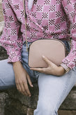 The Horse The Dome Bag - Blush
