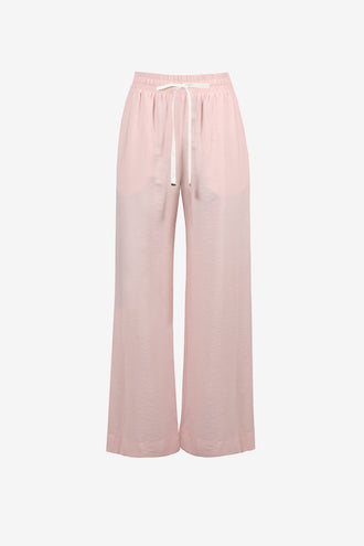 Ruby Corvette Trouser - Pale Pink