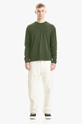Commoners Mens Relaxed Fit Trouser - Khaki