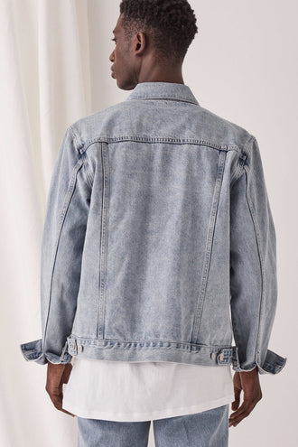 Assembly Renton Denim Jacket - Washed Black