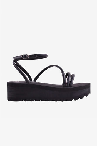 Sol Sana Loxley Wedge - Black