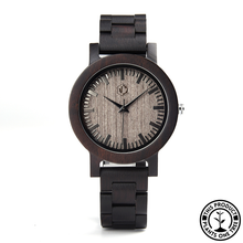 Load image into Gallery viewer, Urban Forest | 45mm Wood Watch