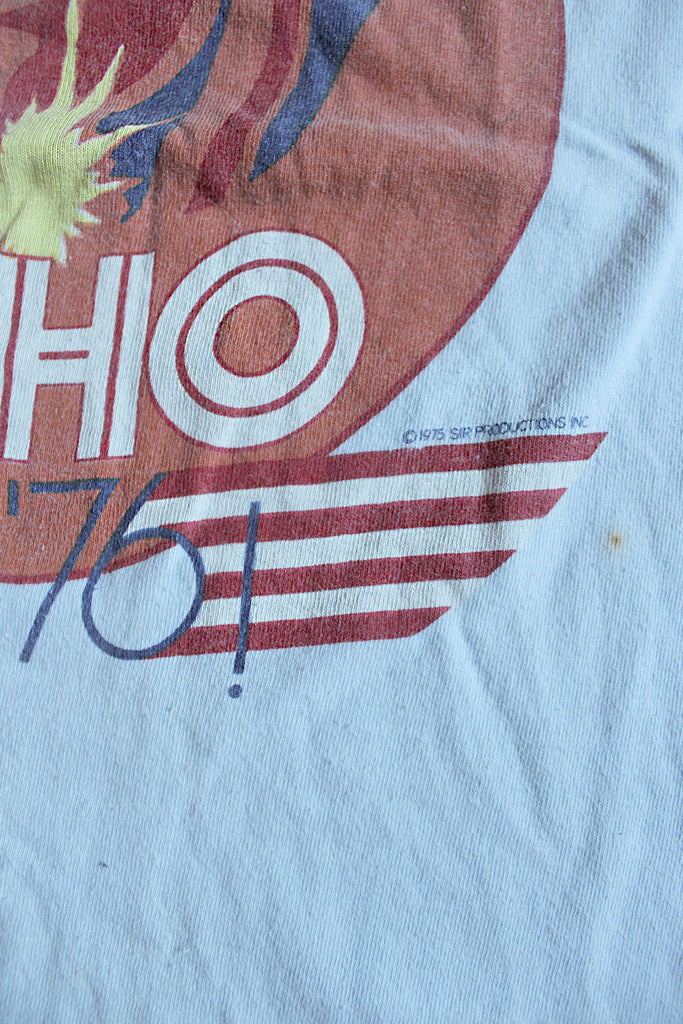 Vintage 70's The Who T-Shirt