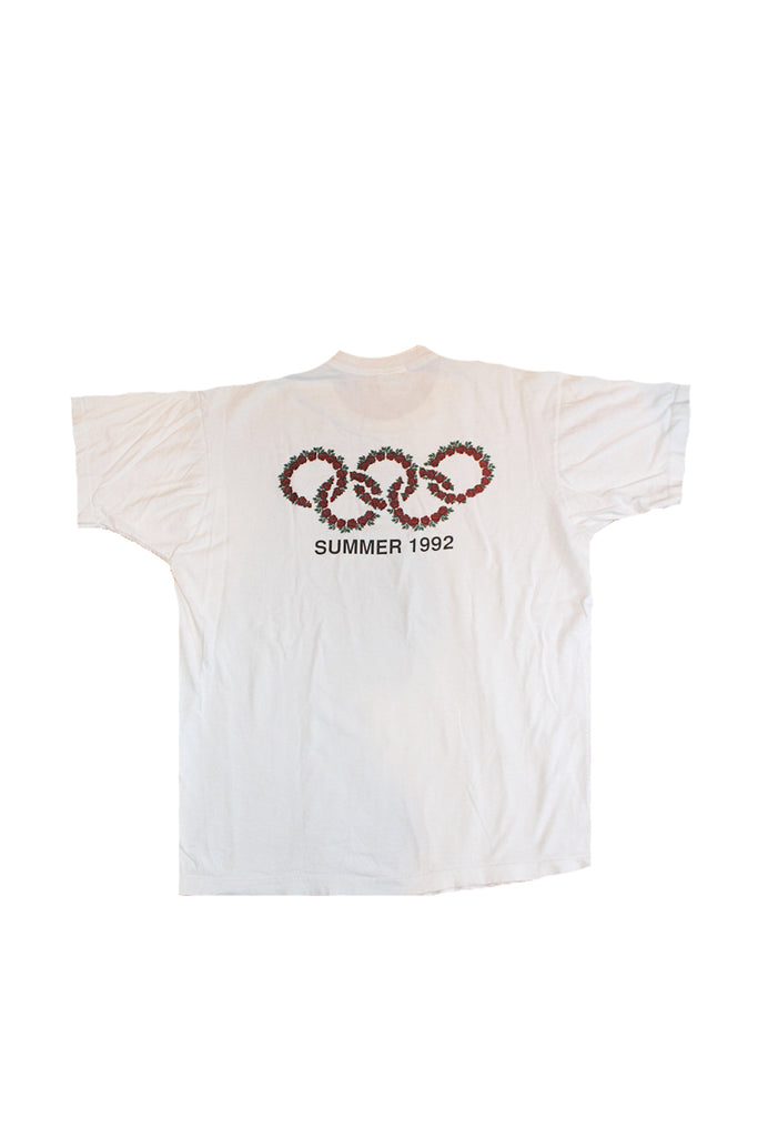 Vintage 92 Grateful Dead Olympic Summer Games T-Shirt