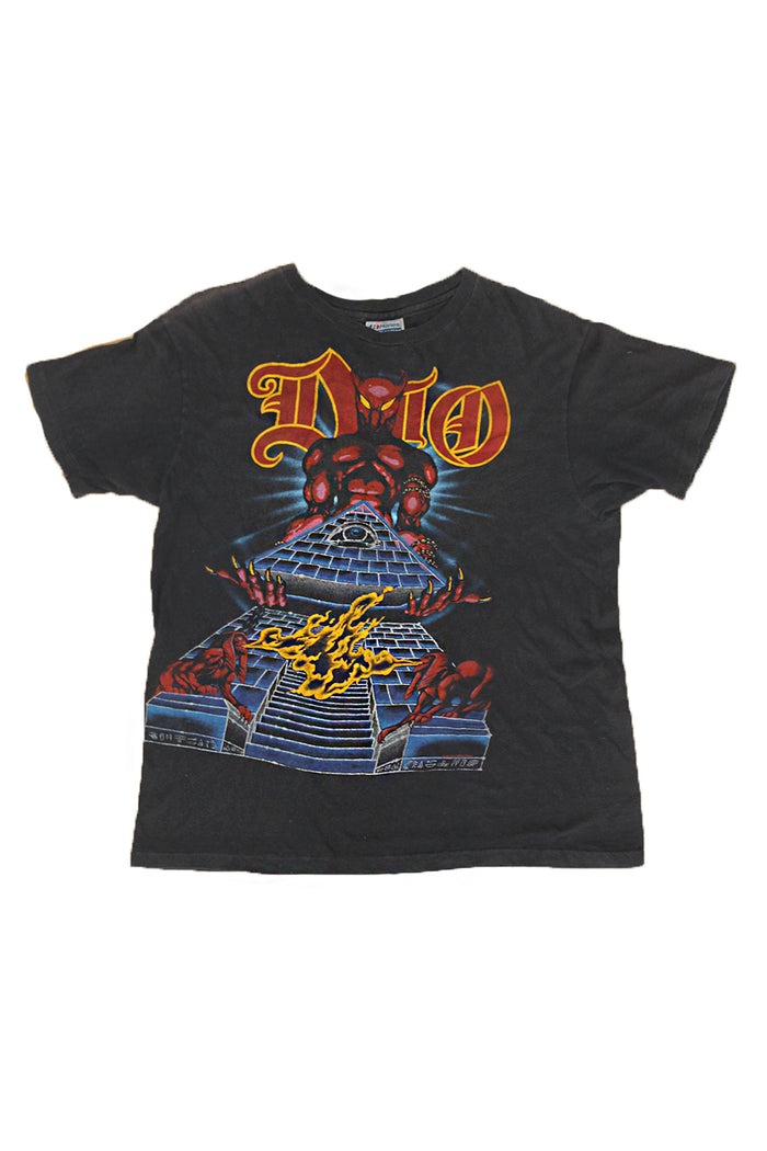 Vintage 80's Dio Last in Line T-shirt