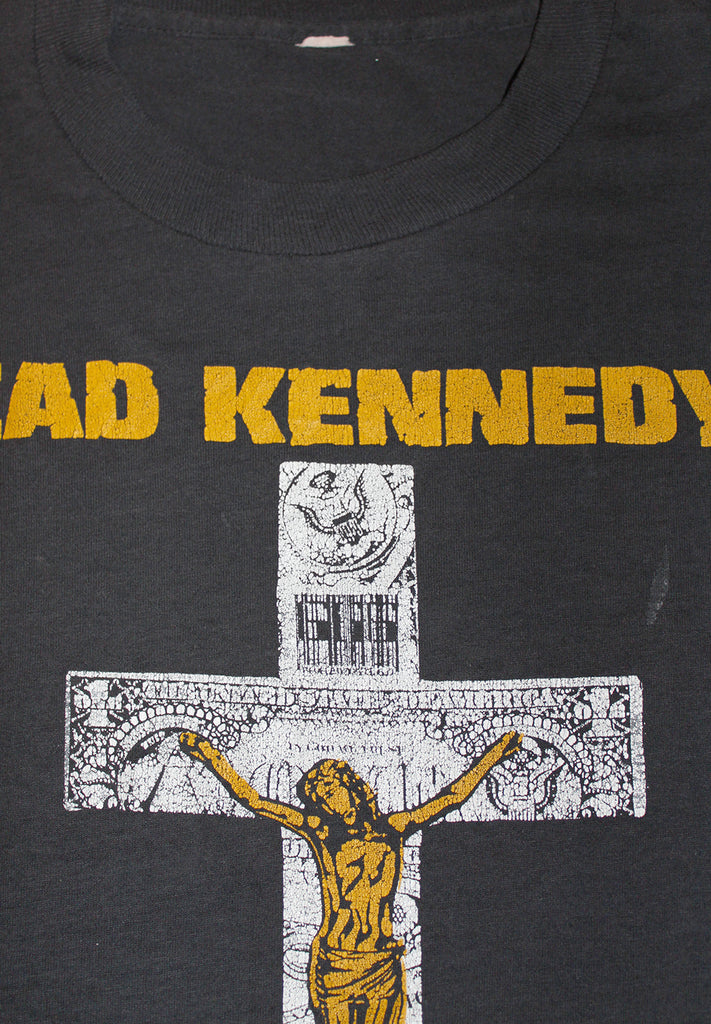 Vintage 80's Dead Kennedys - In God We Trust, Inc T-Shirt