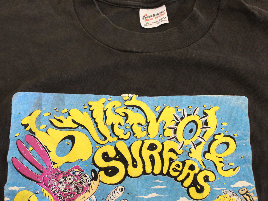 Butthole Surfers Vintage T-shirt///SOLD///