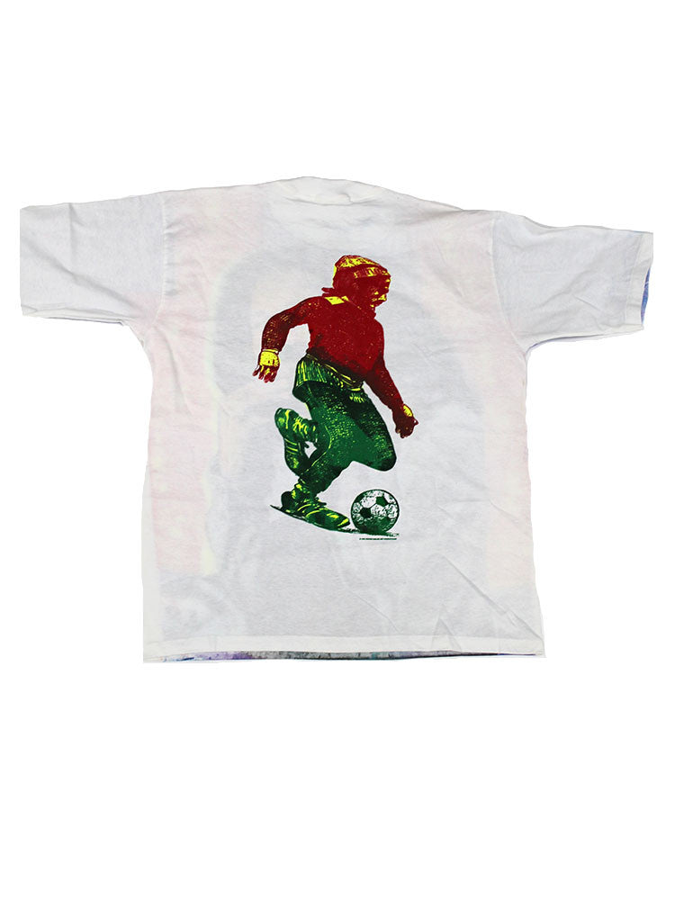 Vintage Bob Marley T-shirt Original Art by Michael Rios ///SOLD///