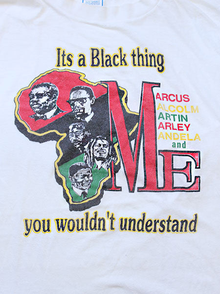 "90's Black Power ""Its a Black Thing..."" T-shirt"