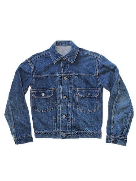 507XX Levis 1950's Indigo Denim 2nd Edition Jacket///SOLD///
