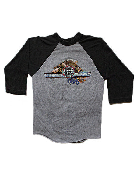 The Doobie Brothers Farewell Tour Vintage T-shirt 1980's