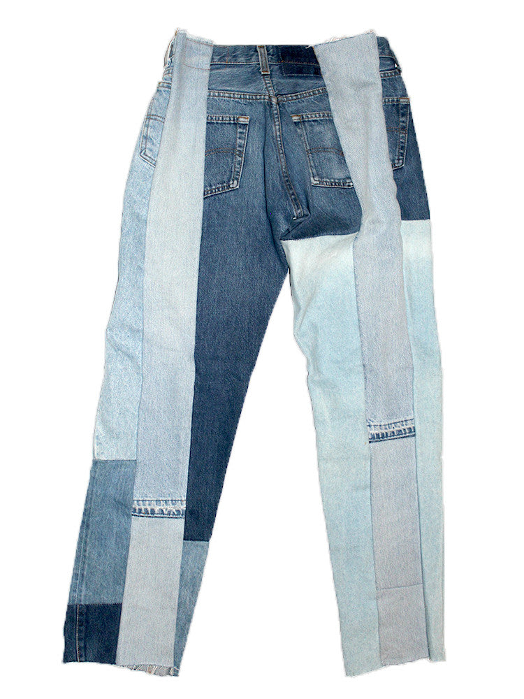 ALC-011 Afterlife + Julian Prince Dash Patchwork Denim