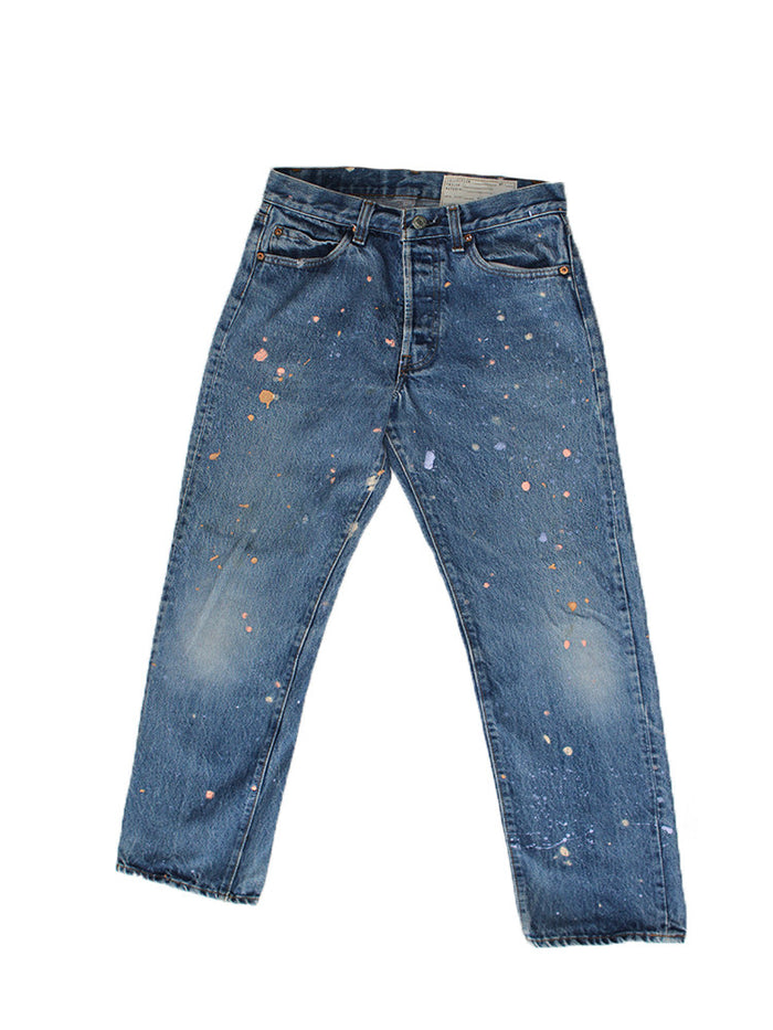 ALC-007 Desert Sunset Paint Levi's 501 Made in USA