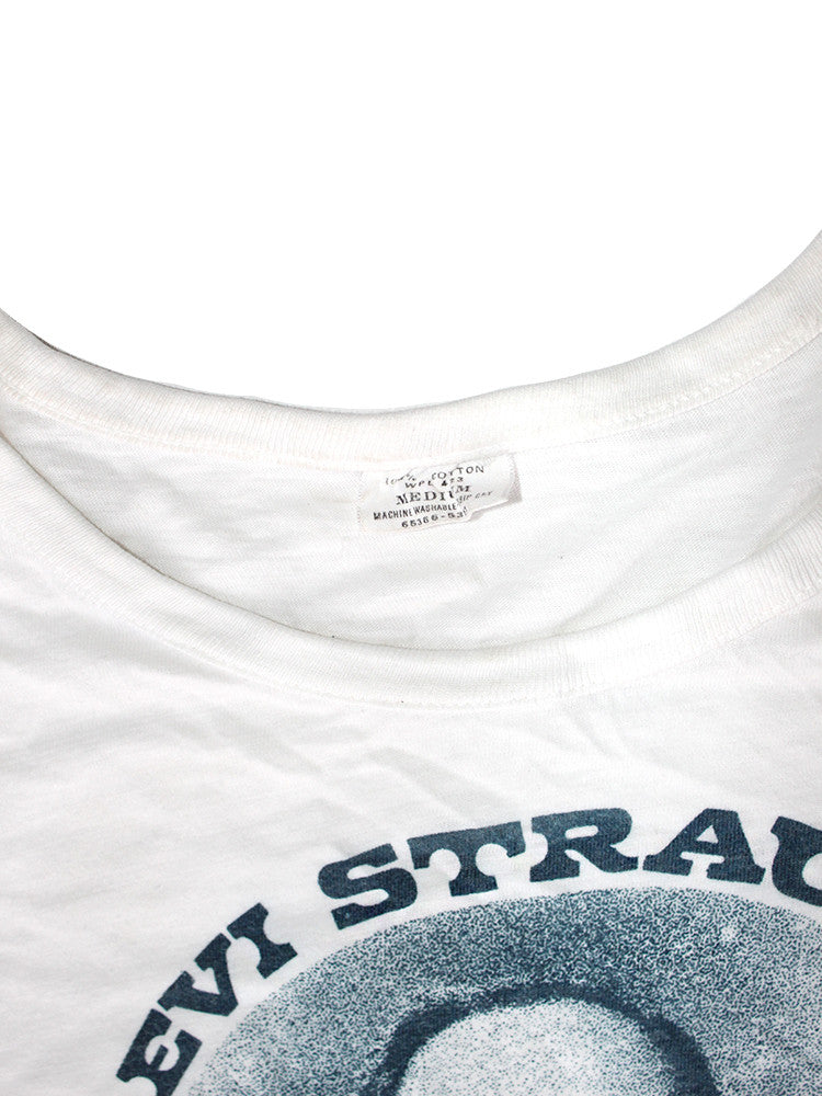 Rare 60's Vintage Levi Strauss T-shirt///SOLD///