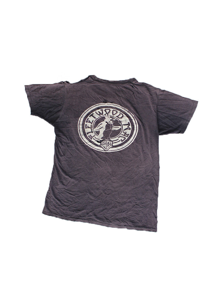 Vintage 70's Fleetwood Mac Sun Faded Pocket T-shirt