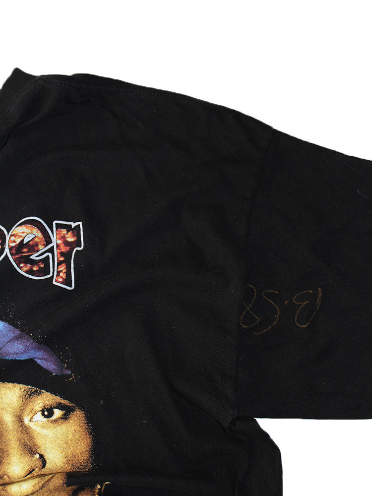 Vintage 90's Tupac Makaveli Memorial T-shirt ///SOLD///