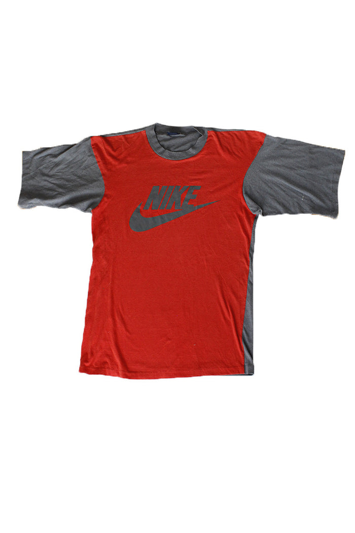 Vintage 80's NIKE Two Tone T-shirt