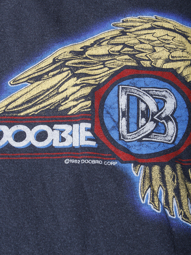Doobie Brothers Farewell Tour Vintage T-Shirt 1982
