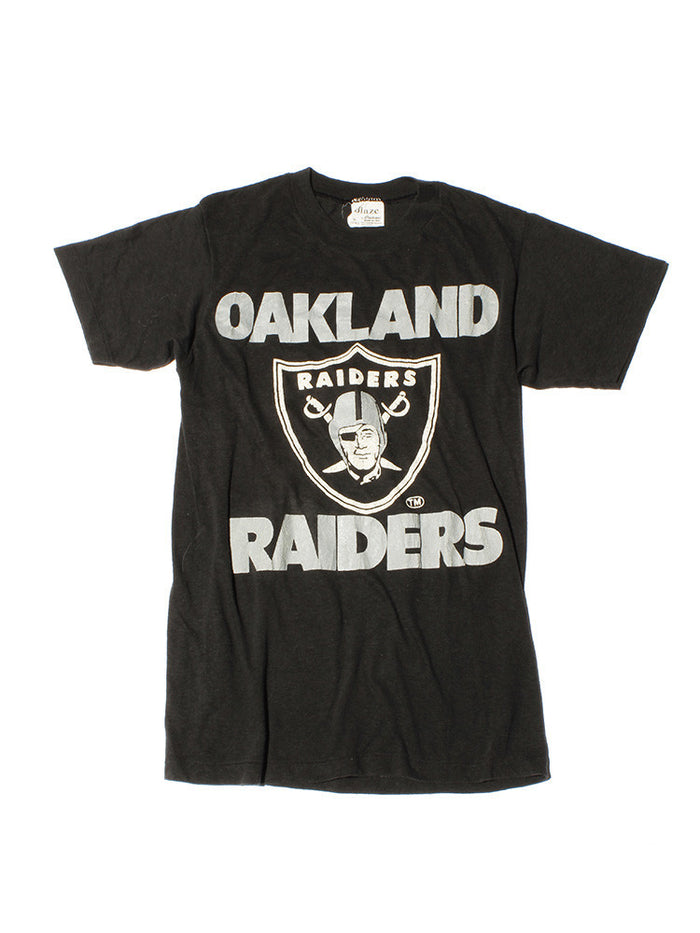 Oakland Raiders Vintage T-Shirt 1980's