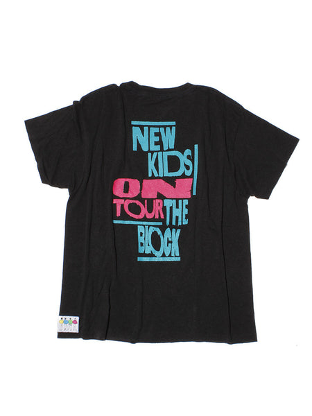 New Kids On The Block Vintage T-shirt 1989