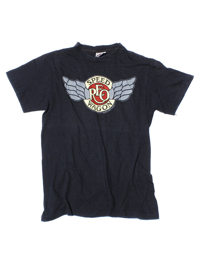 REO Speedwagon Vintage T-Shirt 1981