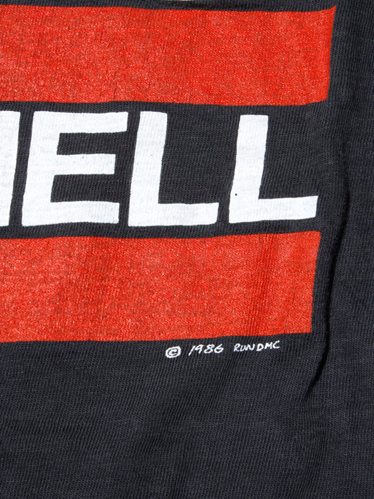 Run DMC Raising Hell Vintage Shirt ///SOLD///