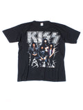 KISS Hot in the Shade Your Vintage T-Shirt 1990
