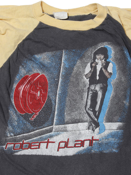 Robert Plant Pictures at Eleven Vintage T-Shirt 1982